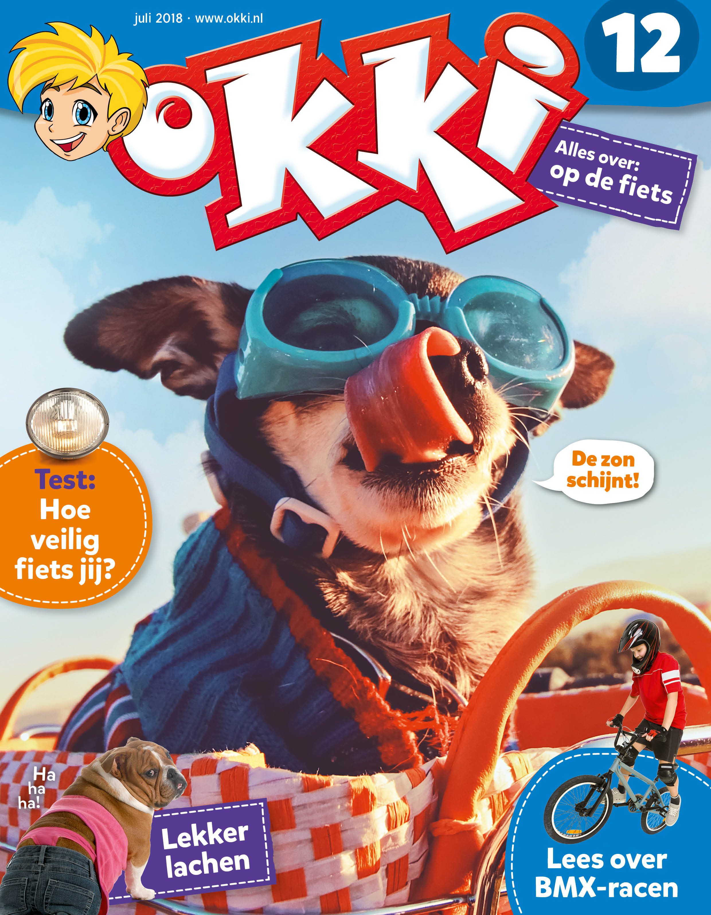 Cover Okki 12