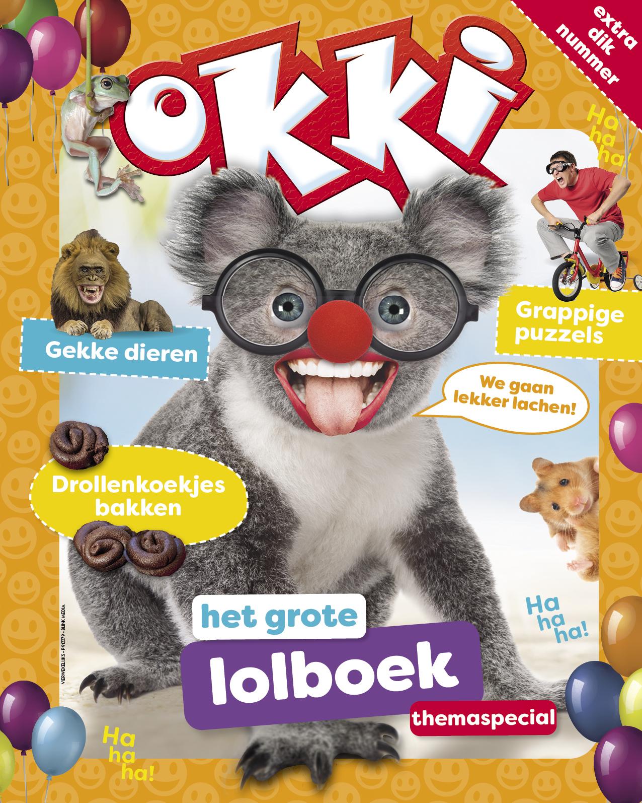 De cover van Okki editie 10
