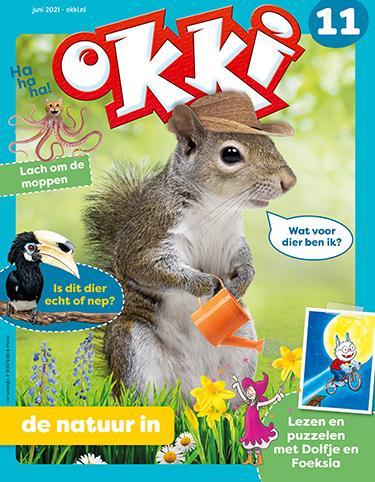 Okki editie 11 cover